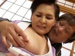 「あぁ〜ん」初撮り七十路お婆ちゃんのキョーレツなセックス 中島洋子