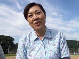 米どころ新潟の農家の六十路おばさんがハメ撮りビデオを残したくてAV応募!