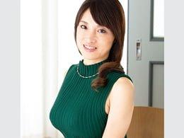 【初撮り熟女】51歳熟女妻のHカップ垂れ巨乳は破壊力満点だった! 伊東咲恵