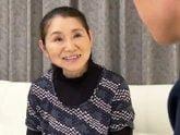 【七十路】70歳のお婆ちゃんがイケメン介護士とまさかの中出しセックス! 澤すみれ