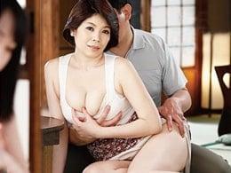 嫁よりもお義母さんのむっちりと熟れた肉体がたまりません! 白石蓮