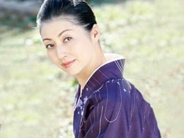 女流書道家の創作のパワーの源は男の竿! 咲良しほ 安野由美