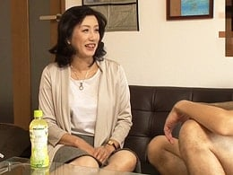 熟女ナンパ ★「私なんかでいいの?」家庭的な五十路妻とセックス!