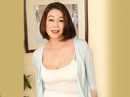 田舎から上京してきた巨乳の五十路義母をハメる娘婿 青井マリ