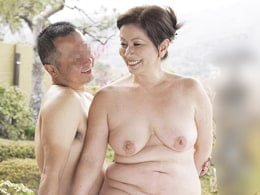 長年連れ添ってきた五十路夫婦が温泉旅館でドエロセックス 岩崎千鶴