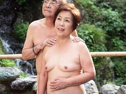 73歳の高齢熟女がフルムーン旅行で久しぶりに燃え上がる! 石川三ツ江