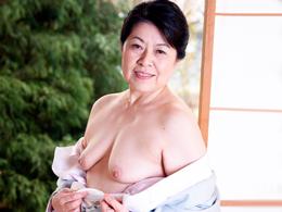 62歳の高齢熟女が初撮りAVでセックス調教される! 浜崎直子