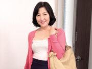 嫁の不在中に上京してきた六十路義母とひとつ屋根の下で… 杉本秀美